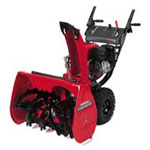 Honda does Snapper Snowblower tuneup, service and repair
