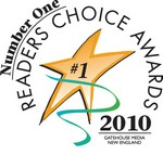 2010 Readers Choice Award Winner