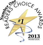 2013 Readers Choice Award Winner