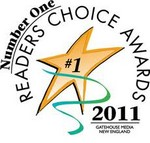 2011 Readers Choice Award Winner