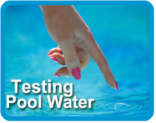 Robinsons is the best place for pool water testing