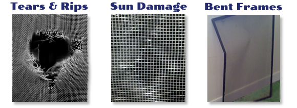 Window Screen Repair - Hudson, Ma And Framingham, Ma