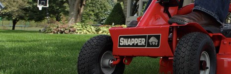 Robinsons has Snapper Rear Engine Rider Lawn Tractors for sale