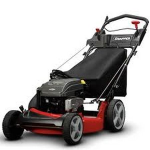 Robinsons has Snapper HiVac walk behind lawnmower and self propelled lawn mower for sale