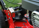 Tha Snapper HiVac series Walk Behind lawn mower features a simple but effective drive system