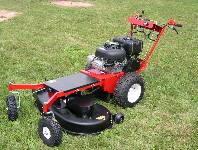 "Robinsons Rents 42"" Mowers"